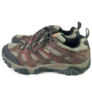Merrell Mens Continuum Hiking Shoes Size 10.5